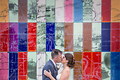 Jennifer & Tim, married at Waterloo Regional Museum, Kitchener
