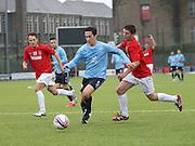 Greg Warwick - Tayport v Dundee XI - pre-season friendly at the GA Arena <br /> <br />  - &copy; David Young - www.davidyoungphoto.co.uk - email: davidyoungphoto@gmail.com