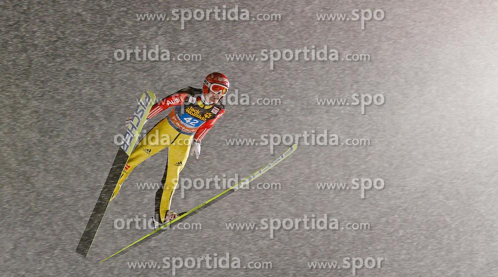 30.12.2011, Schattenbergschanze / Erdinger Arena, GER, Vierschanzentournee, FIS Weldcup, Wettkampf, Ski Springen, im Bild Richard Freitag (GER) // Richard Freitag of Germany during the competition of FIS World Cup Ski Jumping in Oberstdorf, Germany on 2011/12/30. EXPA Pictures © 2011, PhotoCredit: EXPA/ P.Rinderer