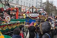 Berlin carnival parade 2016