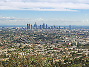 Downtown Los Angeles City View