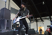 The Fever 333 perform at Musink on March 17, 2018 at the OC Fair & Event Center in Costa Mesa, California (Photo: Charlie Steffens/Gnarlyfotos)