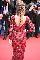 Cheryl Cole at the red carpet for the gala screening of Jimmy P. Psychotherapy of a Plains Indian film at the Cannes Film Festival 18th May 2013
