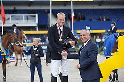 Greve Willem, (NED), Formidable<br /> Final 5 years old horses<br /> FEI World Breeding Jumping Championship <br /> Lanaken - Zangersheide 2015<br /> © Hippo Foto - Dirk Caremans<br /> 20/09/15