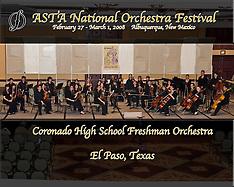 Coronado High School Freshman Orchestra
