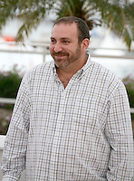 Director Michel Franco at the Despuée De Lucia film photocall at the 65th Cannes Film Festival France. Monday 21st May 2012 in Cannes Film Festival, France.