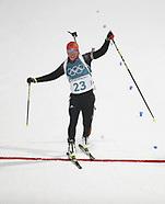 Women 7.5km Skiathlon of Cross-Country Skiing - 10 February 2018