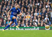 Football - 2016 / 2017 Premier League - Tottenham Hotspur vs. Leicester City<br /> <br /> Daniel Drinkwater of Leicester City at White Hart Lane.<br /> <br /> COLORSPORT/DANIEL BEARHAM