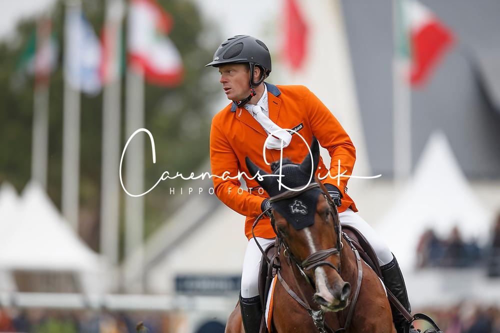 Greve Willem, (NED), Carambole N.O.P. <br /> Furusiyya FEI Nations Cup presented by Longines <br /> La Baule 2016<br /> © Hippo Foto - Dirk Caremans<br /> 13/05/16