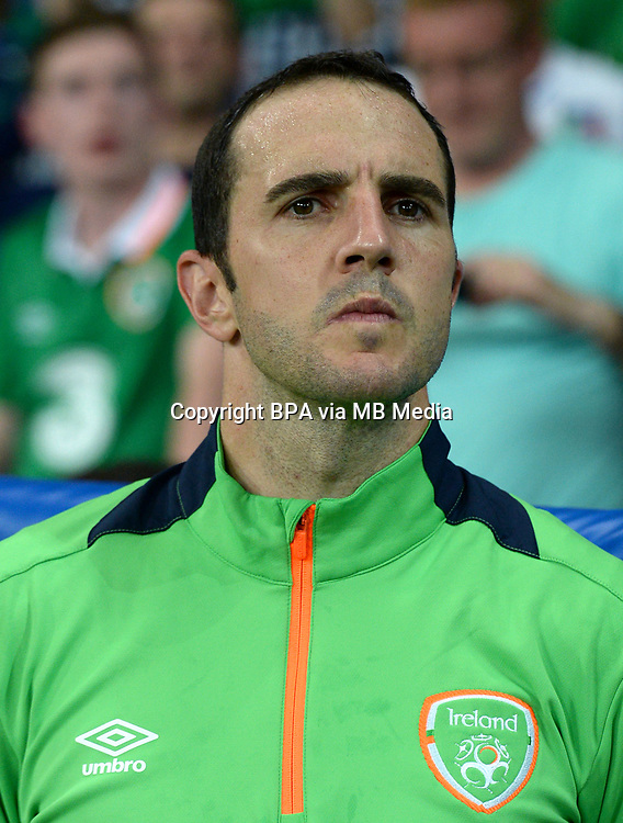 Uefa - World Cup Fifa Russia 2018 Qualifier / <br /> Republic of Ireland National Team - Preview Set - <br /> John O'Shea