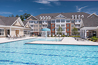 Exterior Image of Enclave at Box Hill in Bel Air Maryland by Jeffrey Sauers of Commercial Photographics, Architectural Photo Artistry in Washington DC, Virginia to Florida and PA to New England