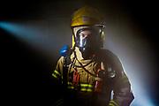 Wyndham Vale CFA's Firefighter of the Year Sean Cross.  Photo by Luke Hemer.