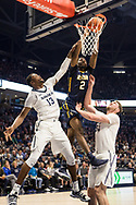 December 16, 2017 - Cincinatti, Ohio - Cintas Center: ETSU forward David Burrell (2)<br /> <br /> Image Credit: Kevin Schultz