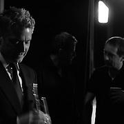 Chris Botti backstage
