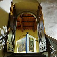 Opere esposte nel Museo Civico di Pistoia, ospitato nel Palazzo degli Anziani