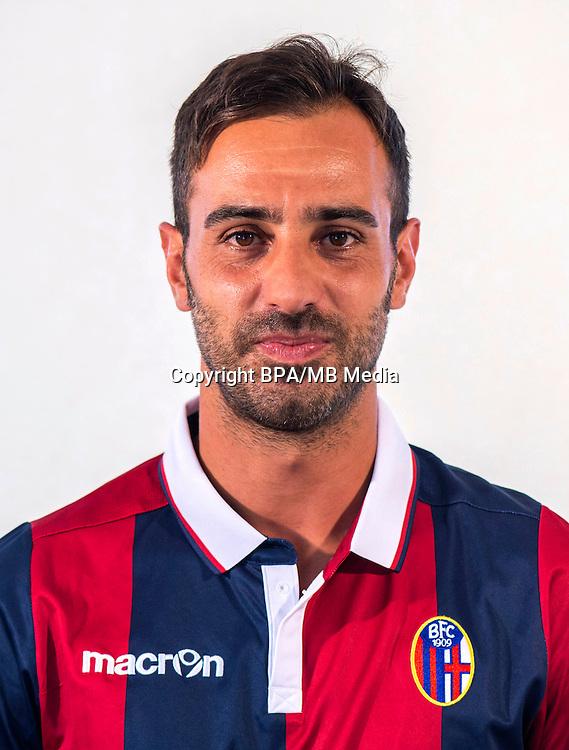 Italian League Serie A -2016-2017 / <br /> ( Bologna Fc 1909 ) - <br /> Domenico Maietta