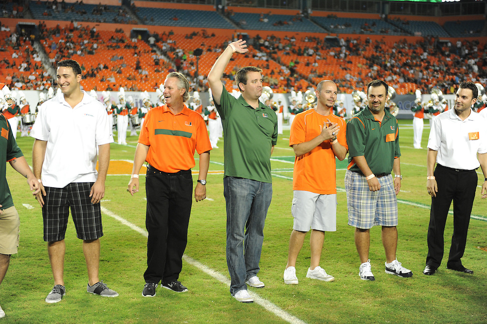 2011 Miami Hurricanes Football vs Virginia