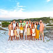 Jones-Galbraith Families Beach Photos