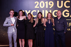 Doltcini Van Eyck Sport at UCI Cycling Gala 2019 in Guilin, China on October 22, 2019. Photo by Sean Robinson/velofocus.com