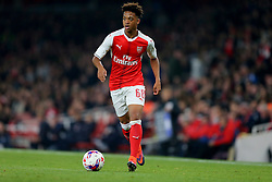 25 October 2016 - EFL Cup - 4th Round - Arsenal v Reading - Chris Willock of Arsenal - Photo: Marc Atkins / Offside.