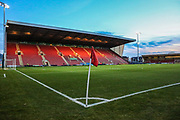 Alexandra Stadium, home of Crewe Alexandra during the EFL Sky Bet League 2 match between Crewe Alexandra and Forest Green Rovers at Alexandra Stadium, Crewe, England on 20 March 2018. Picture by Shane Healey.