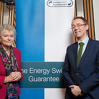 Energy UK event at the Scottish Parliament