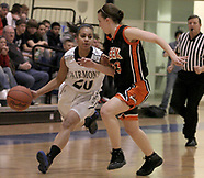 2007 - Beavercreek at Fairmont Girls HS Basketball