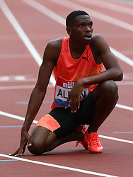 July 21, 2018 - London, United Kingdom - Nathan Allen of Jamaica afterthe 400m Men  during the Muller Anniversary Games IAAF Diamond League Day One at The London Stadium on July 21, 2018 in London, England. (Credit Image: © Action Foto Sport/NurPhoto via ZUMA Press)