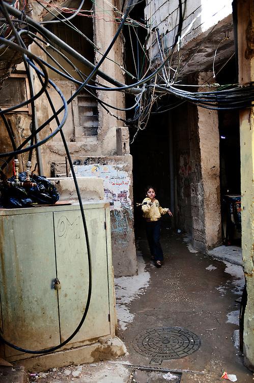 Beirut, Lebanon, April 23, 2011. OMAR YASHRUTi