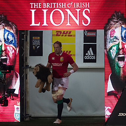 Alun Wyn Jones during game 3 of the British and Irish Lions 2017 Tour of New Zealand,The match between  Crusaders and British and Irish Lions, AMI Stadium, Christchurch, Saturday 10th June 2017<br /> (Photo by Kevin Booth Steve Haag Sports)<br /> <br /> Images for social media must have consent from Steve Haag