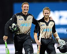 Hamilton-Cricket, Guptill, Williamson new T20 record partnership