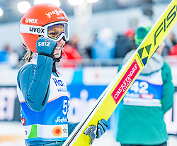27.02.2019, Seefeld, AUT, FIS Weltmeisterschaften Ski Nordisch, Seefeld 2019, Skisprung, Damen, im Bild Katharina Althaus (GER) // Katharina Althaus of Germany during the ladie's Skijumping of the FIS Nordic Ski World Championships 2019. Seefeld, Austria on 2019/02/27. EXPA Pictures © 2019, PhotoCredit: EXPA/ Stefan Adelsberger