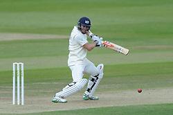 Michael Klinger of Gloucestershire bats - Photo mandatory by-line: Dougie Allward/JMP - Mobile: 07966 386802 - 08/06/2015 - SPORT - Football - Bristol - County Ground - Gloucestershire Cricket v Lancashire Cricket Day 2 - LV= County Championship