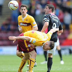 Motherwell v Partick Thistle | Scottish Premiership | 23 May 2015