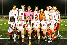 10/03/17 Bridgeport Soccer Senior Night