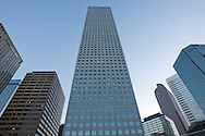 Republic Plaza, off 16th Street and Tremont Plaza, reaches 714 feet and is the tallest building in Denver, Colorado.