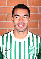 Colombia League - Postobom Liga 2014-2015 -<br /> Club Atletico Nacional Medellin - Colombia / <br /> Francisco Najera