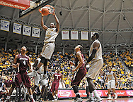 Jan 9, 2013; Wichita, KS, USA; Wichita State Shockers forward Cleanthony Early (11) drives in for a dunk against the Southern Illinois Salukis during the first half at the Charles Koch Arena. Wichita State defeated Southern Illinois 82-76.  Mandatory Credit: Peter G. Aiken-USA TODAY Sports
