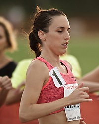 Falmouth Road Race: Falmouth Elite Mile race, women, Gabriele Anderson