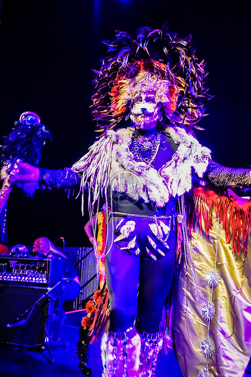 Costume Contest during the 12th Annual PULSE Ultimate Halloween Bash at EMP.