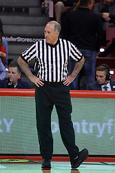 04 December 2016:   Bob Staffen during an NCAA  mens basketball game between the New Mexico Lobos the Illinois State Redbirds in a non-conference game at Redbird Arena, Normal IL