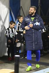 """Foto LaPresse/Filippo Rubin<br /> 26/12/2018 Ferrara (Italia)<br /> Sport Calcio<br /> Spal - Udinese - Campionato di calcio Serie A 2018/2019 - Stadio """"Paolo Mazza""""<br /> Nella foto: MIRCO ANTENUCCI (SPAL)<br /> <br /> Photo LaPresse/Filippo Rubin<br /> December 26, 2018 Ferrara (Italy)<br /> Sport Soccer<br /> Spal vs Udinese - Italian Football Championship League A 2018/2019 - """"Paolo Mazza"""" Stadium <br /> In the pic: MIRCO ANTENUCCI (SPAL)"""