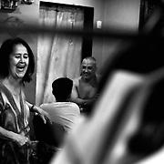 APUNTES SOBRE MI VIDA: LA PASTORA I - 2009/10<br /> Photography by Aaron Sosa<br /> Mi mamá de crianza, mi abuela paterna. La mujer a quien le debo todo una vida de crianza.<br /> La Pastora, Caracas - Venezuela 2009<br /> (Copyright © Aaron Sosa)