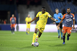 October 30, 2018 - Montpellier, France - Kalifa Coulibaly  (Credit Image: © Panoramic via ZUMA Press)