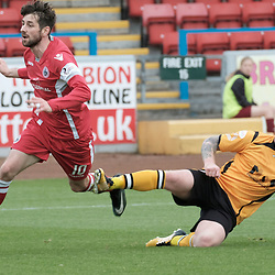Stirling Albion v Annan Athletic | Scottish League Two | 23 September 2017