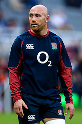 Willi Heinz of England - Mandatory by-line: Robbie Stephenson/JMP - 06/09/2019 - RUGBY - St James's Park - Newcastle, England - England v Italy - Quilter Internationals