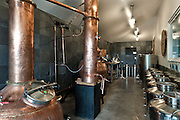 Visit to Sidetrack Distillery with Donna Moodie of Marjorie Restaurant.