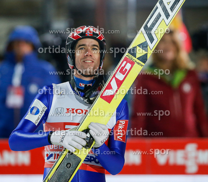 28.12.2013, Schattenbergschanze, Oberstdorf, GER, FIS Ski Sprung Weltcup, 62. Vierschanzentournee, Qualifikation, im Bild Anders Bardal (NOR) // Anders Bardal of Norway during Qualification of 62th Four Hills Tournament of FIS Ski Jumping World Cup at Schattenbergschanze, Oberstdorf, Germany on 2013/12/28. EXPA Pictures © 2013, PhotoCredit: EXPA/ Peter Rinderer