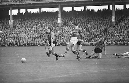 All Ireland Senior Football Championship Final, Kerry v Down, 22.09.1968, 09.22.1968, 22nd September 1968, Down 2-12 Kerry 1-13, Referee M Loftus (Mayo).