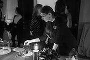 STEFANIE HERMANN, GEMS AND LADDERS London Launch & Artist's Talk, 11 Mansfield Street, London. 24 November 2016
